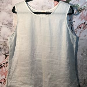 ☀️5/$25☀️ Plus Size Talbots Linen Top